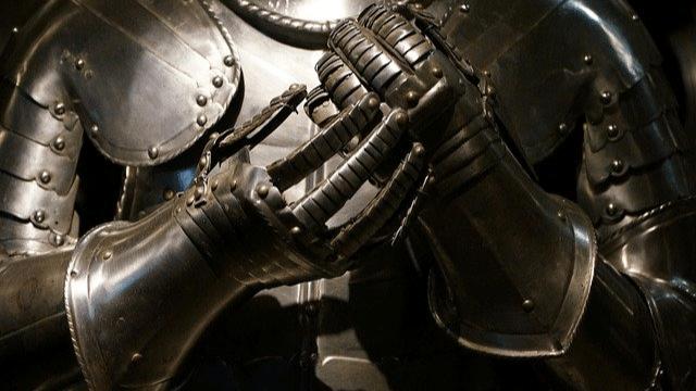 Steel Iron Armour