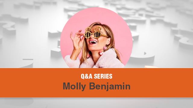 Q&A with Molly Benjamin