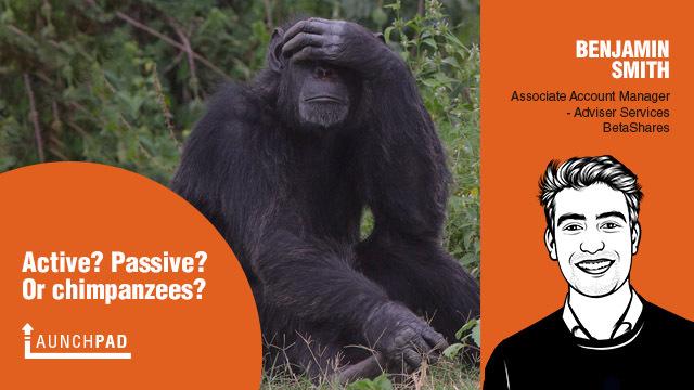 Active? Passive? Or chimpanzees?